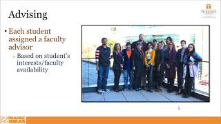 Master of Science in Information Sciences Open House