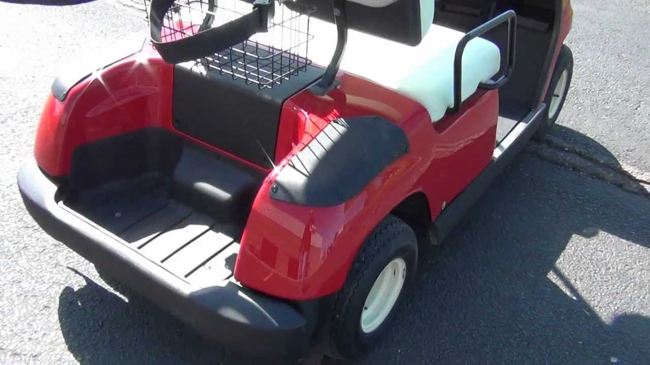 Yamaha G16a Golf Cart