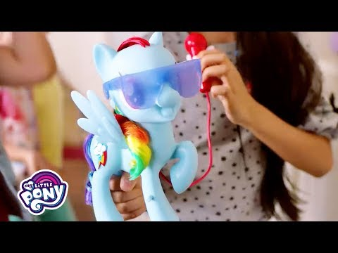 My Little Pony: Core Singing Rainbow Dash Official TV Spot