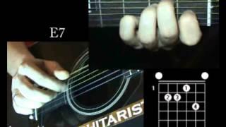 Воскресенье - Музыкант (Уроки игры на гитаре Guitarist.kz)