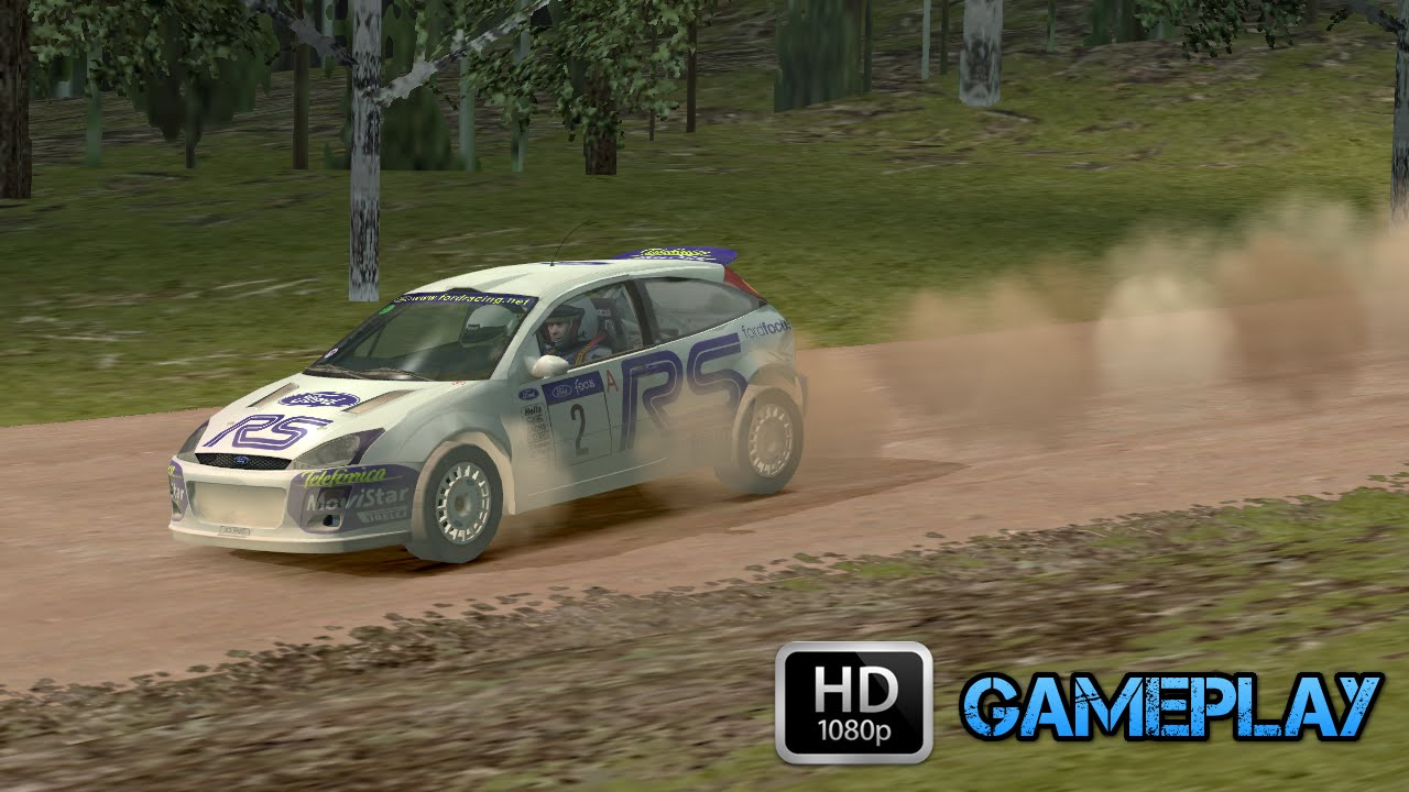 colin mcrae rally 3 gameplay ford focus rs wrc 2001 youtube. Black Bedroom Furniture Sets. Home Design Ideas