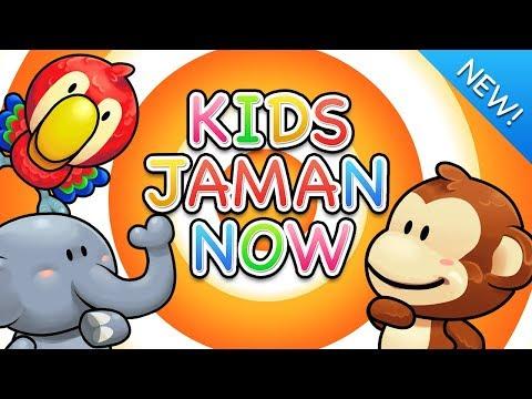Lagu Anak | Kids Jaman Now #LetsRewind