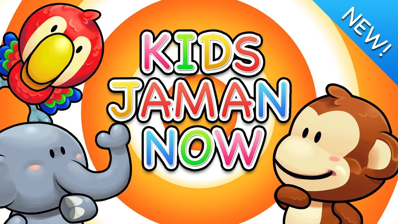Lagu Anak Kids Jaman Now LetsRewind YouTube