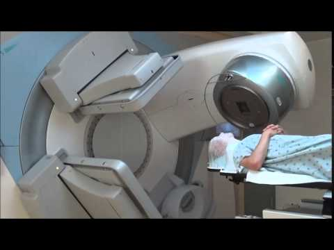 Radiation Treatment for Brain Tumor- full procedure