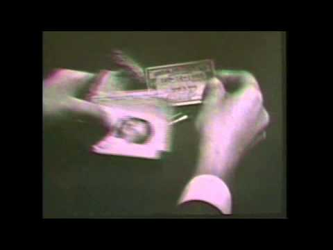 Social Security Ad (LBJ 1964 Presidential campaign commercial) VTR 4568-10