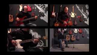 Always with me always with you - Joe Satriani (Cover by Josh Thatcher)
