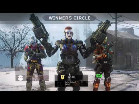 UNLOCKING THE GOLD VMP! (Call of Duty:Black Ops 3) GRIND FOR DARK MATTER