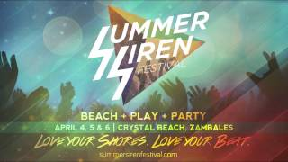 """""""FREE"""" by KIDWOLF & BV  (The Official Summer Siren Festival Anthem)"""