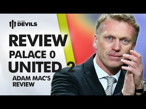 Eagles Down To Earth! | Crystal Palace 0-2 Manchester United | REVIEW