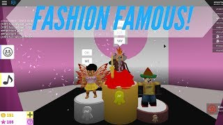 Roblox: Fashion Famous! - LETS PLAY! #1