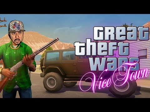 ZURRAPA DE ANDROID - GREAT THEFT WARS: VICE TOWN