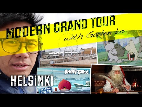 (Ep8) Helsinki - Modern Grand Tour with Garlen Lo