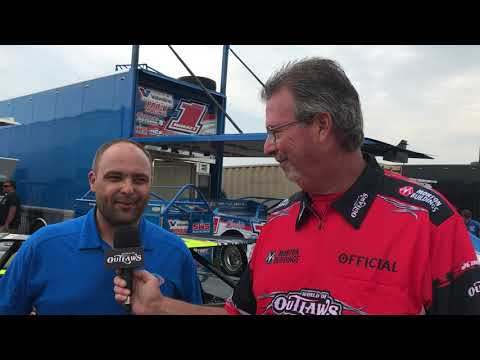 RACE DAY PREVIEW | World of Outlaws Morton Buildings Late Models - ABC Raceway