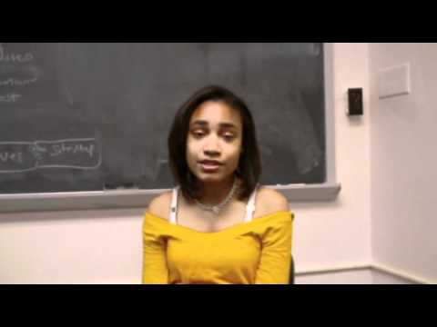 Alexandria Johnson UC '14 - Exploratory Studies