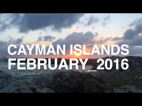 CAYMAN ISLANDS TIME LAPSE