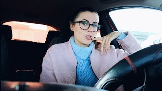 COME TO MY FIRST JOB INTERVIEW | DRIVE WITH ME | Ellie Marie