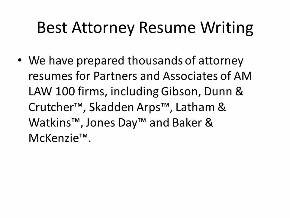 best attorney resume writing service 100 resume coach how to