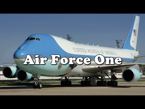 ✈What is Air Force One?✈