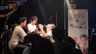 Chưa Bao Giờ Mẹ Kể (live) + Erik vừa ngậm chanh vừa hát Ghen