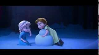 Repeat youtube video Do You Want To Build A Snowman [with Lyrics in Description]