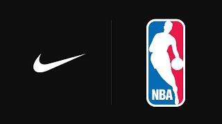 ВСЁ О СОТРУДНИЧЕСТВЕ NIKE И NBA!