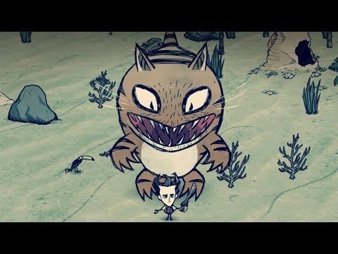 Don't Starve: Shipwrecked - All Bosses [No Damage]