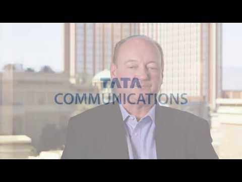 Brian Morris, Tata Communications   NAB Show 2018