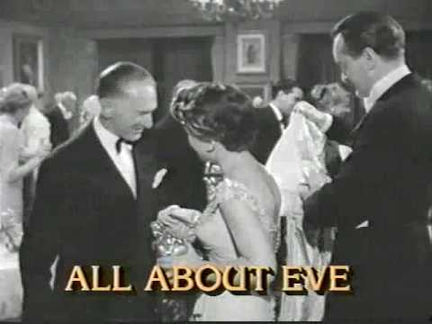 Vintage Bette Davis Movie Trailer.