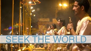 India: Holy Bath, Marijuana Lassi, Dead Bodies, and Ceremonies in Varanasi