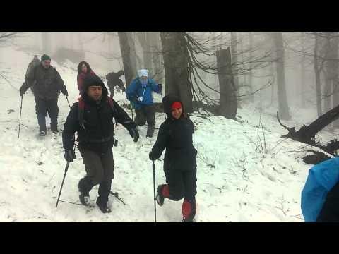 Dagtrek Kartepe Kar Yürüyüşü 7 Aralık 2014