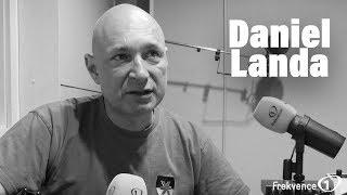 DANIEL LANDA - rozhovor na Frekvence 1