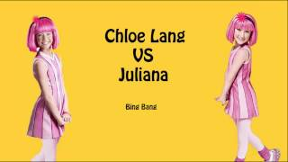 Chloe Lang Vs Juliana Rose Mauriello