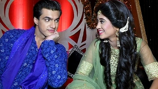 Yeh Rishta Kya Kehlata Hai 10th February 2017 Naira And Kartik Wedding Interview