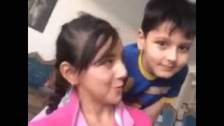 Download Video خواهر برادر جالب با دبسمش MP3 3GP MP4