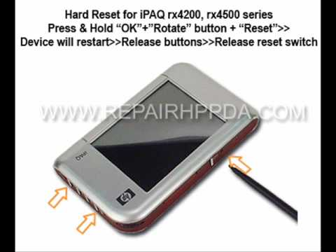 IPAQ RX4240 DRIVERS FOR PC