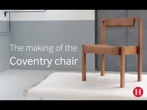 The Coventry chair: Reviving a British classic