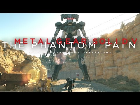 MGSV: TPP - All Sahelanthropus Boss Fight Encounters and Skull Face Death Scene