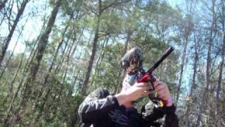 Paintballing @ Twisted Texas