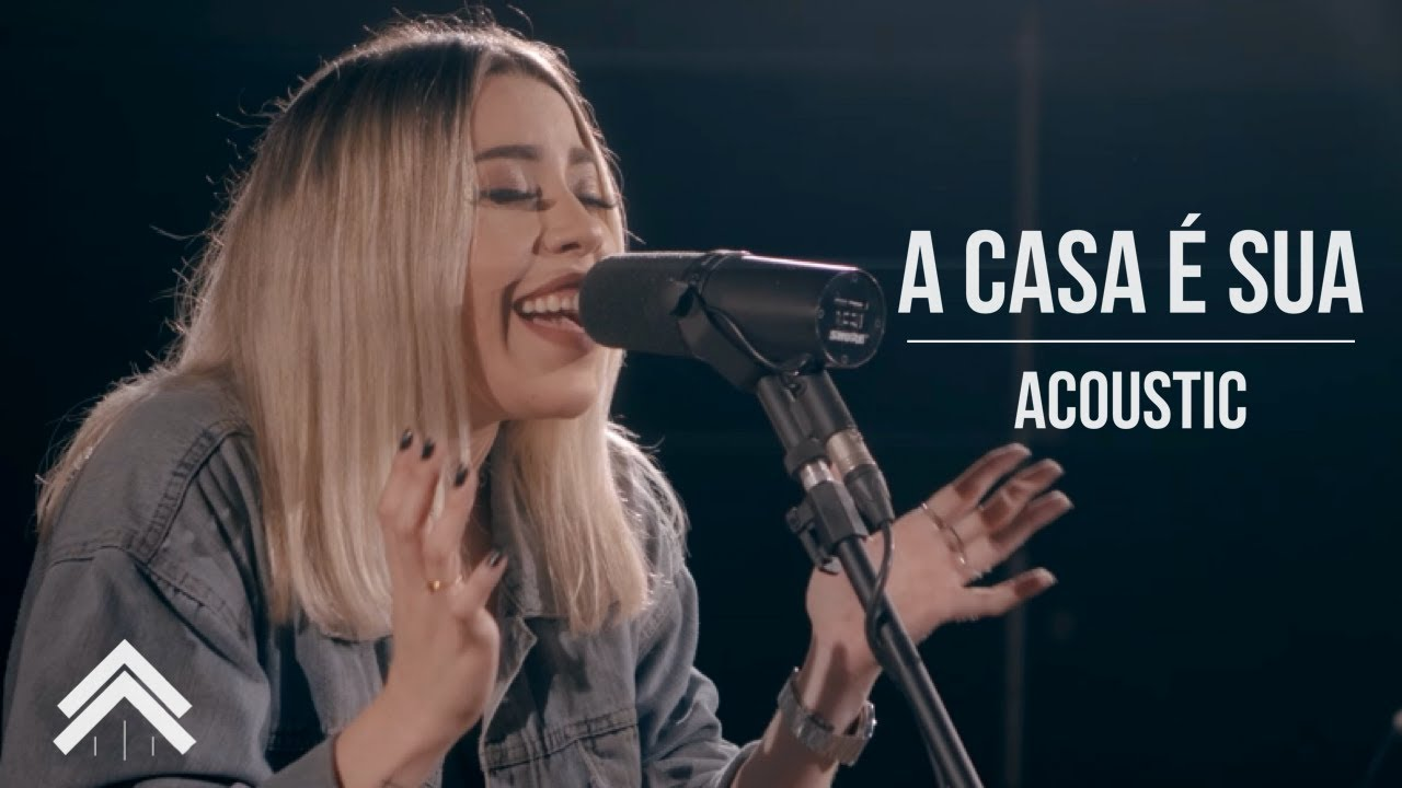 A Casa É Sua | Live Acoustic Session | Casa Worship