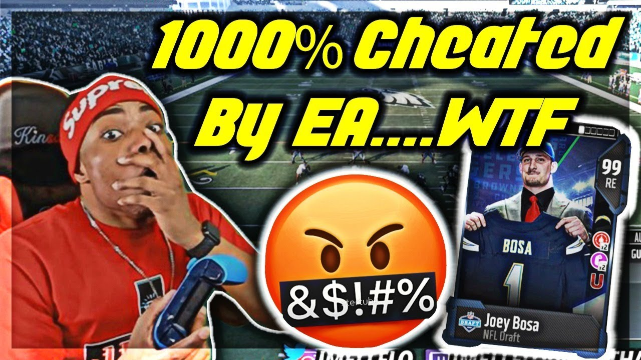 WTF 1000% EQUALIZER PROOF! 99 Joey Bosa Tryout! | God squad #58 | Madden 18 Ultimate Team | Jmellflo