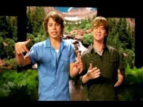 Disney - Friends For Change Commercial #2 - Send It On (June 02, 2009)
