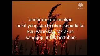 Download lagu Haruskah aku mati - Arief (lirik)