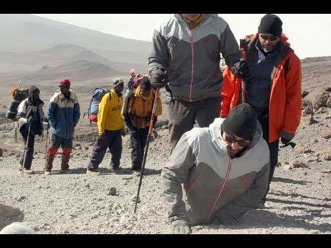 How I Climbed Kilimanjaro... Without Legs