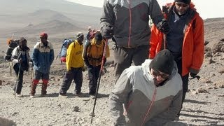How I Climbed Kilimanjaro... Without Legs