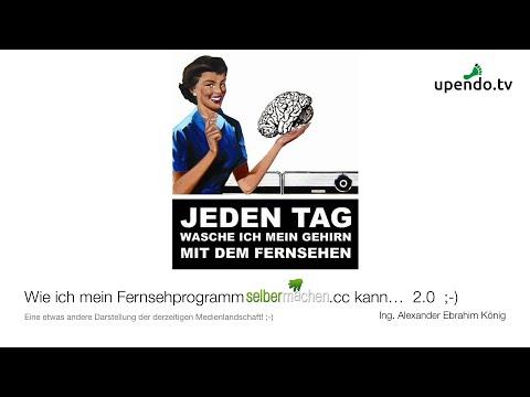 Vortrag: Wie ich mein Fernsehprogramm selbermachen.cc kann! ;-) Was ist www.upendo.tv?