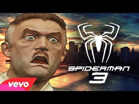 Spiderman 3 but nothing makes sense