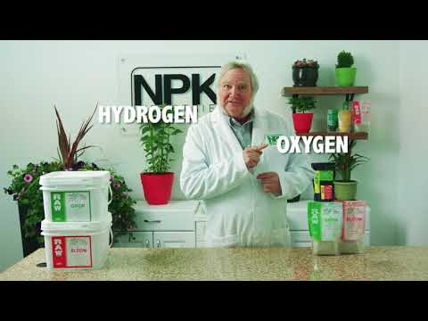 Harley Smith w/ 60 Second Products & Tips: Soluble Minerals for Healthy Plant Growth