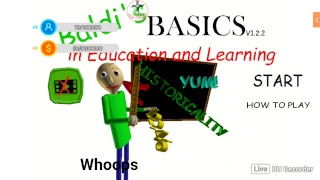im back and playing balid's basic in education