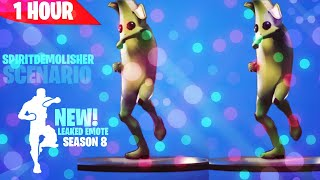 FORTNITE SCENARIO EMOTE 1 HOUR (50+ SKINS) (MUSIC DOWNLOAD INCLUDED!)