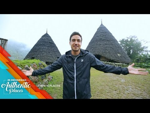 Rumah Adat Desa Waerebo Tentram Dan Nyaman Di Flores - 26 Indonesian Authentic Places (5/10)